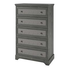 Altra Stone River 5-Drawer Dresser by
