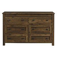 Altra Farmington 6-Drawer Dresser