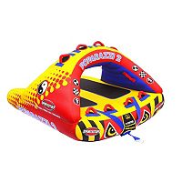 Sportstuff Poparazzi 2 Inflatable & Towable Rocker Bottom Tube