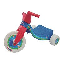Peppa Pig Big-Wheel Junior Rider Tricycle