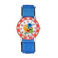 Sesame Street Kids' Time Teacher Watch