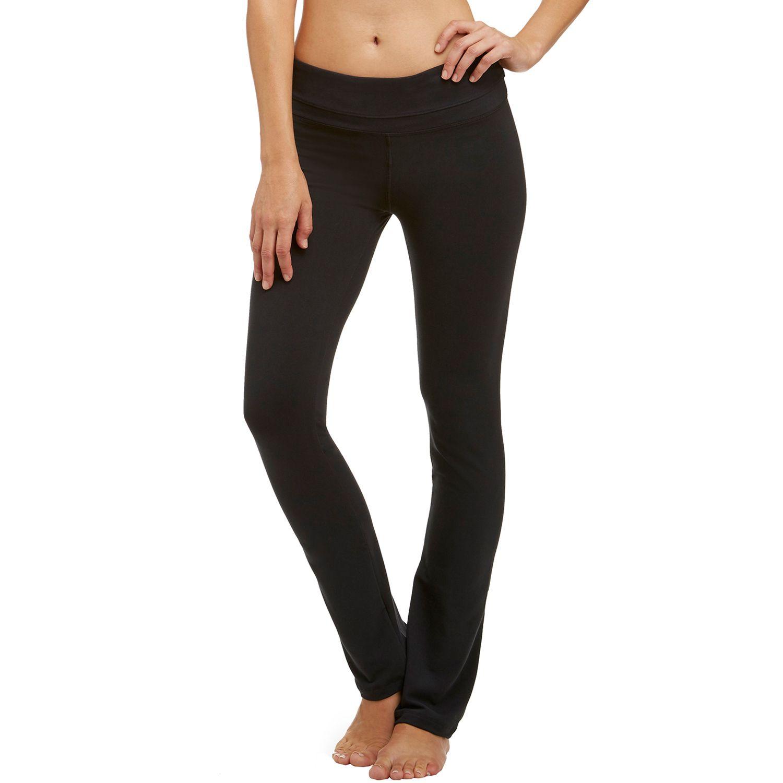 Womens Marika Emma Slim Straight Yoga Pants