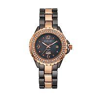 August Steiner Women's Diamond & Crystal Watch