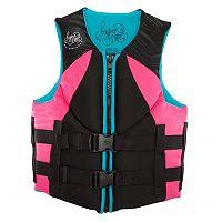 Women's Hyperlite Indy Neo Pink Life Vest