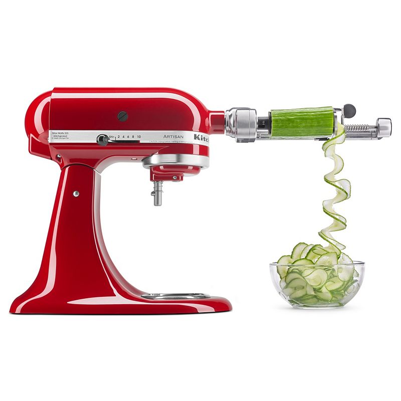 Kitchenaid KSM2APC Vegetable Spiralizer Plus with Peel Core & Slice
