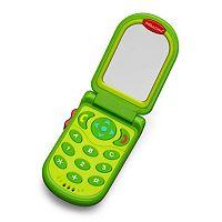 Infantino Green Toy Flip Phone