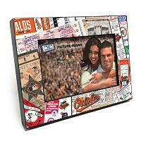 Baltimore Orioles Ticket Collage 4