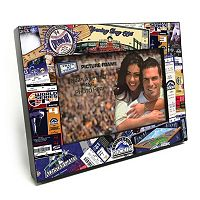 Detroit Tigers Ticket Collage 4