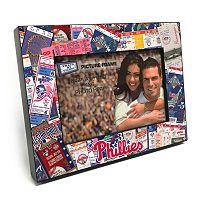 Philadelphia Phillies Ticket Collage 4
