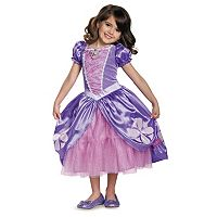 Disney's Sofia the First Sofia The Next Chapter Kids Deluxe Costume