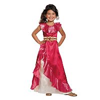 Disney's Elena of Avalor Toddler Adventure Dress Costume