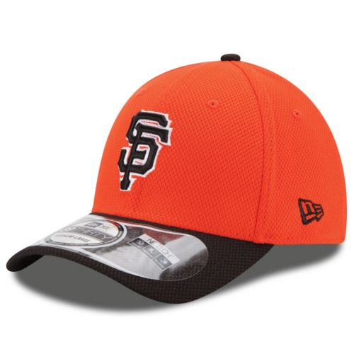 Adult New Era San Francisco Giants 39THIRTY 2Tone Patched Flex-Fit Cap