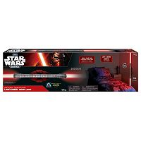 Star Wars Build-Your-Own Darth Maul Double-Bladed Lightsaber Room Light