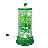 Celebrate St. Patrick's Day Together Light-Up Shimmer Table Decor