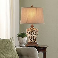 Catalina Open Scroll Table Lamp