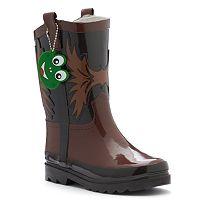 Western Chief Western Cowboy Boys' Waterproof Rain Boots