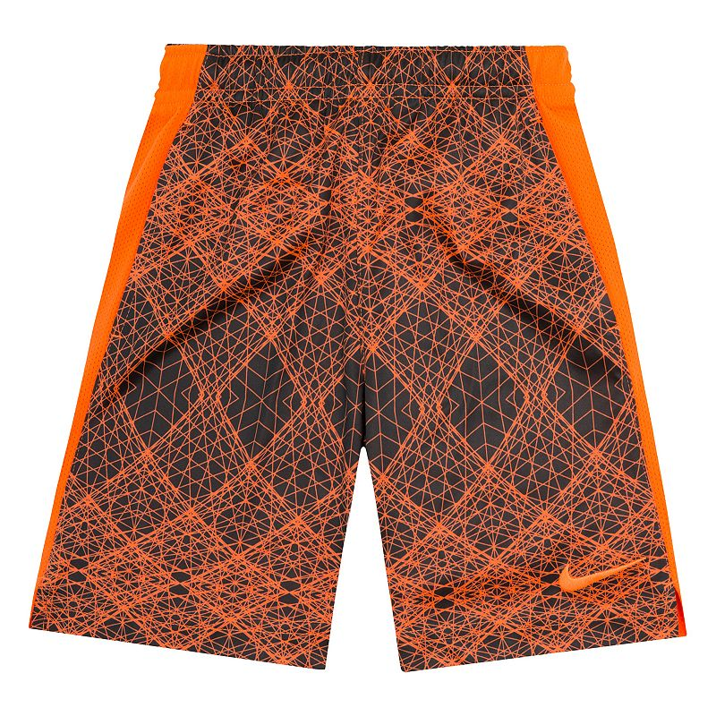 Boys 4-7 Nike Dri-FIT Printed Legacy Shorts