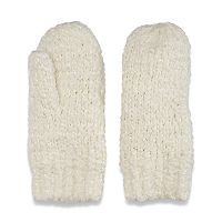 Women's SONOMA Goods for Life™ Ribbon Knit Mittens