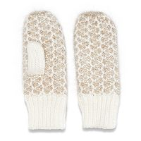 Women's SONOMA Goods for Life™ Honeycomb Mittens