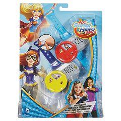 DC Comics DC Super Hero Girls Wrist Walkie Talkies by Mattel
