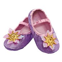 Disney Princess Rapunzel Toddler Costume Slippers