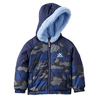 Baby Boy ZeroXposur Transitional Camouflage Jacket