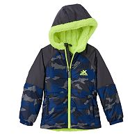 Baby Boy ZeroXposur Transitional Camouflage Jacket