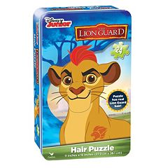Disney's The Lion Guard Hair Puzzle by Cardinal by