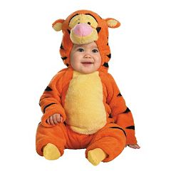 Disney's Winnie the Pooh Toddler Tigger Costume  by
