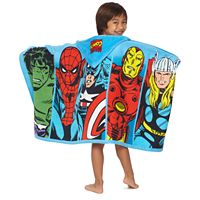 Marvel Hooded Towel