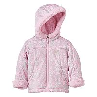 Baby Girl ZeroXposur Animal Hooded Transitional Jacket
