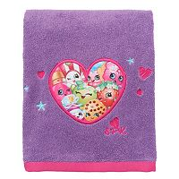 Shopkins Bath Towel