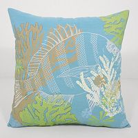 Essentials Fish Throw Pillow