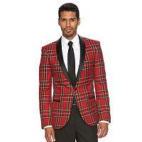 Men's WD.NY Slim-Fit Notch-Collar Tuxedo Jacket