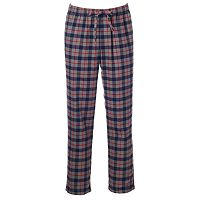 Big & Tall Croft & Barrow® Flannel Lounge Pants