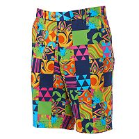 Men's Loudmouth Greatest Hits Volume 1 Classic-Fit Golf Shorts