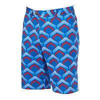 Men's Loudmouth Lounge Lizard Classic-Fit Golf Shorts