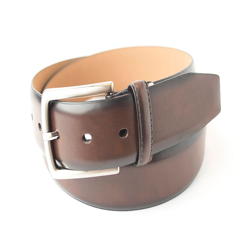 Men's Dockers® Metal Plate Bevel-Edge Belt