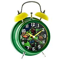 Teenage Mutant Ninja Turtles Analog Alarm Clock