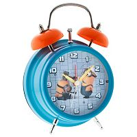 Despicable Me Minions Analog Alarm Clock