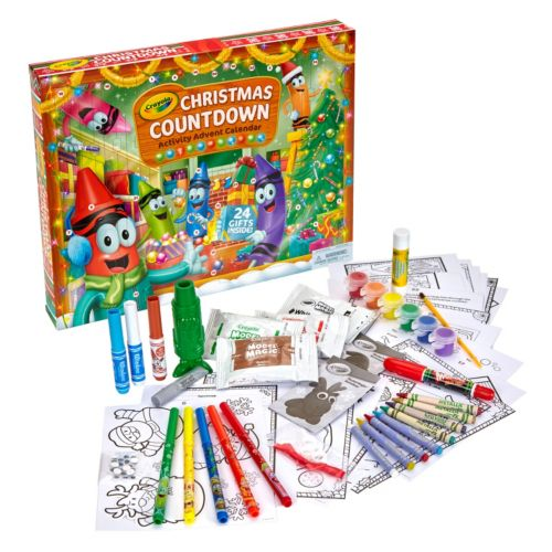 crayons creations advent calendar 2016 alternative advent calendars