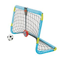 Fisher Price Grow-to-Pro Super Sounds Soccer Set by