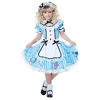 Disney's Alice in Wonderland Kids Costume