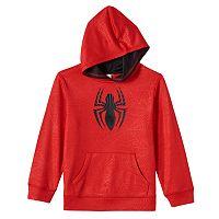 Boys 4-7 Marvel Spider-Man Fleece-Lined Hoodie