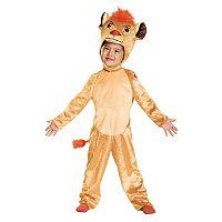Disney's The Lion Guard Kion Kids Costume