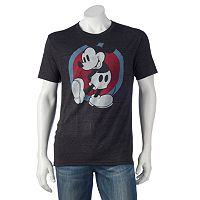Men's Mickey Mouse Circles Tee