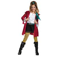 Disney's Descendants Kids CJ Hook Deluxe Costume