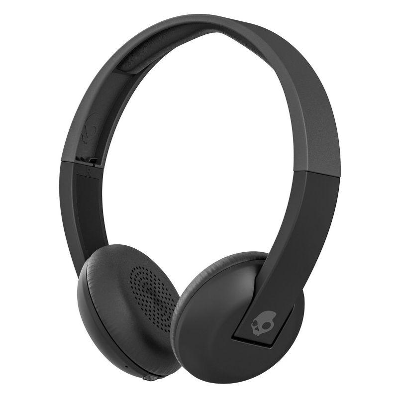 Skullcandy Uproar Wireless On-Ear Headphones, Black thumbnail