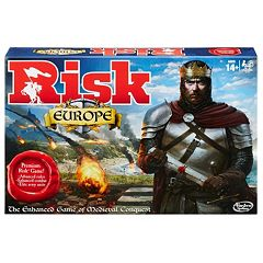 Risk Europe Game by Hasbro by