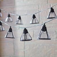 Smart Living Bente 20-Light LED Solar String Lights